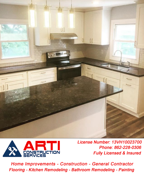 Kitchen Remodeling Roxbury NJ